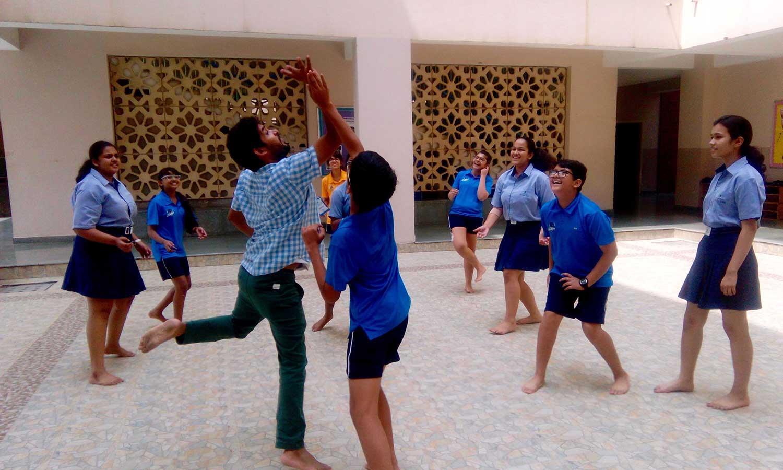 EXILS/INDE Shiv Nadar School