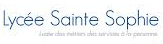 logo-lycee-sainte-sophie