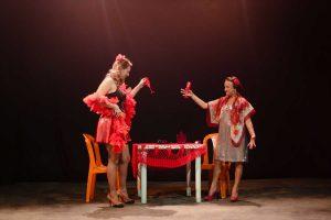 Teatro da Pedra - représentation