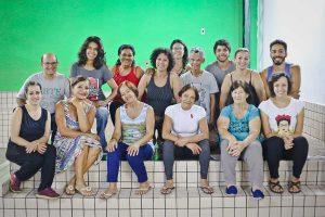 Teatro da Pera - préparation